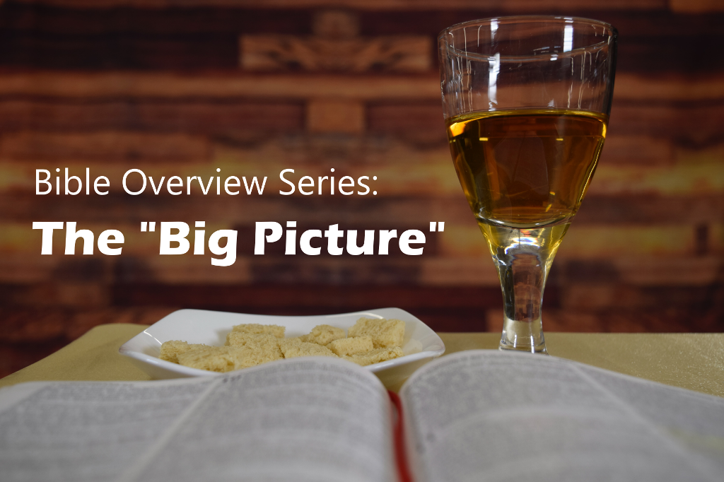 Bible Overview Series - The Big Picture